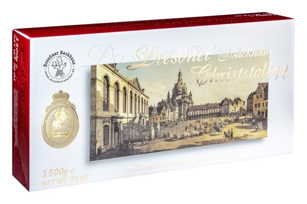 Dresdner Christstollen® | 1500g Karton Canaletto
