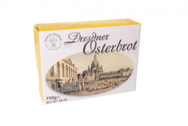 Dresdner Osterbrot | 750g Karton