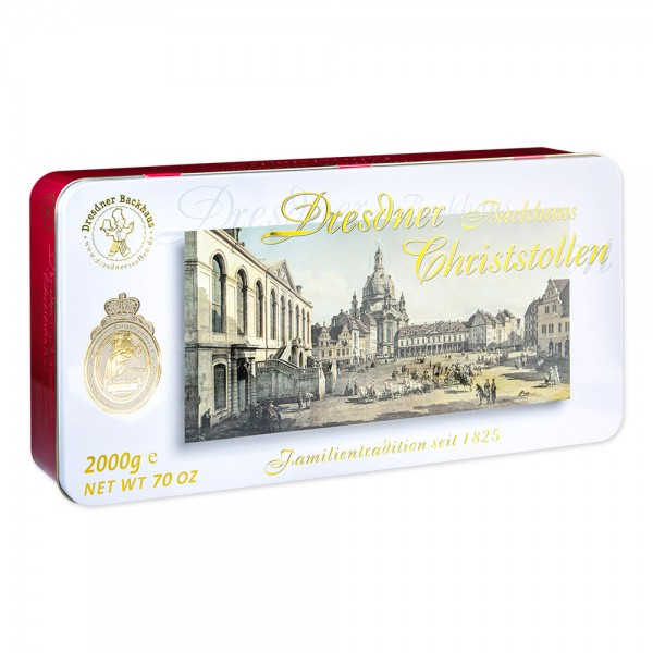 Dresdner Christstollen® | 2000g Box Canaletto