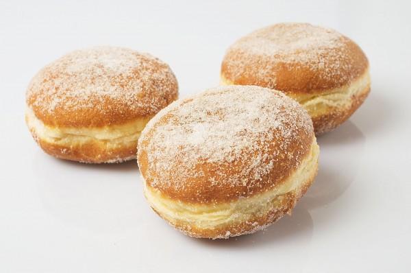 Pfannkuchen, Berliner, Krapfen Stück