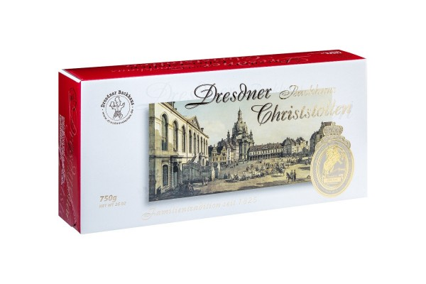 Dresdner Christstollen® | 750g gift box Canaletto