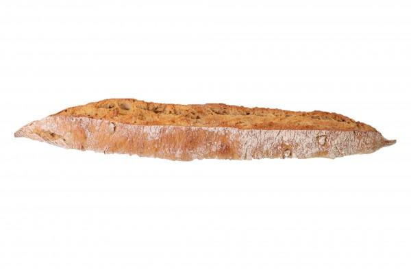"Monatsbaguette ""Pilz-Baguette""   350g (halbgebacken)"