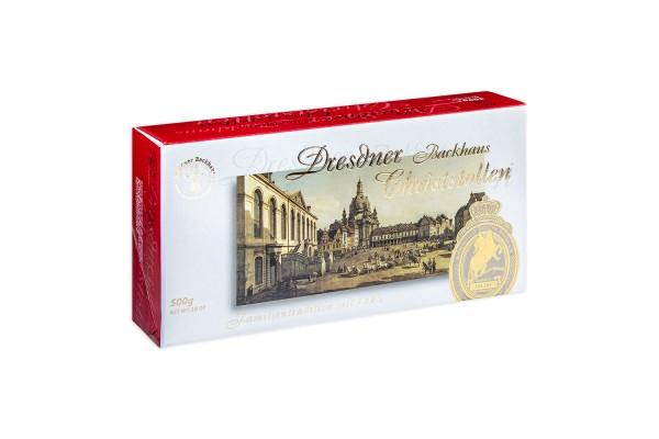 Dresdner Christstollen® | 500g Karton Canaletto