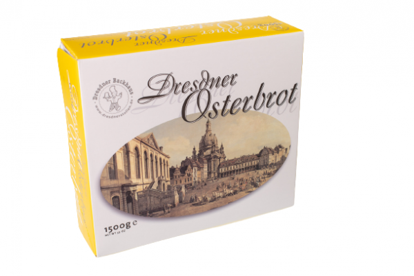 Dresdner Osterbrot | 1500g Karton